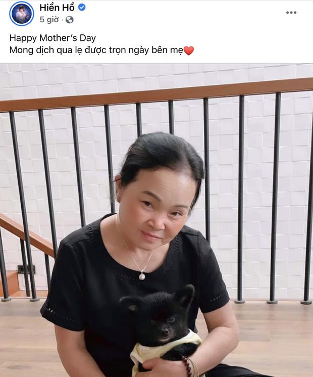 Sao Việt mừng Ngày của Mẹ: Orange bị mẹ khiếu nại, Nhã Phương chia sẻ điều ai cũng thấm thía, nhà Kim Lý chúc đến... 4 người mẹ - Ảnh 12.