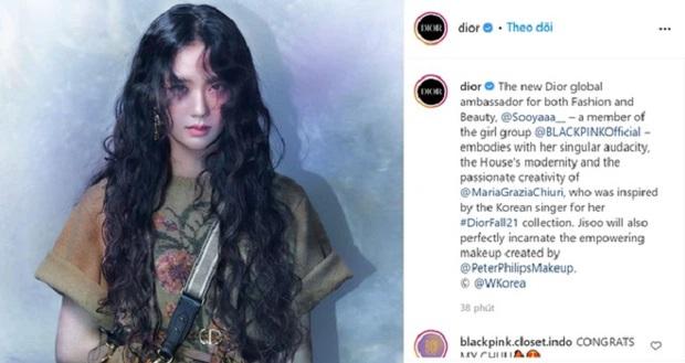 Jisoo (BLACKPINK) đang gây náo loạn Twitter, buổi fan meeting online leo lên top 1 thịnh hành tại Việt Nam - Ảnh 4.