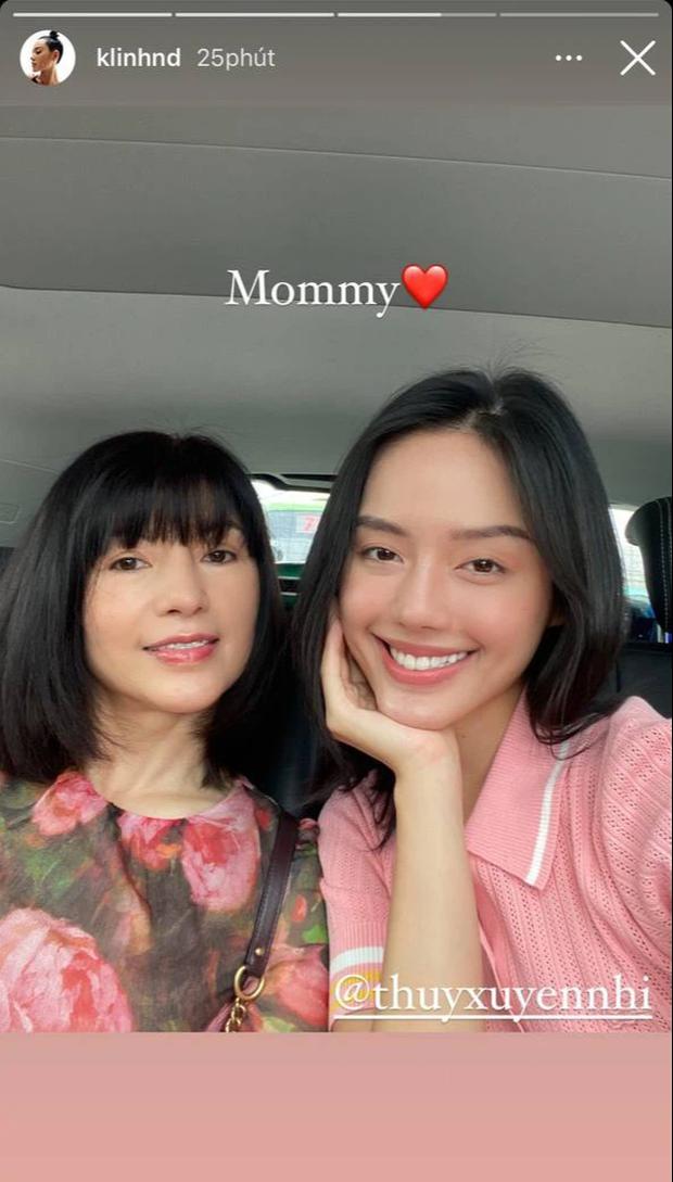 Dàn hot girl, rich kid Việt đồng loạt chia sẻ khoảnh khắc với các chị mẹ, mẹ của ai cũng là siêu nhân! - Ảnh 6.
