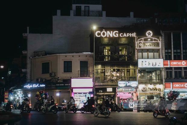 Các khu phố ăn chơi Hà Nội giữa đợt dịch Covid-19 thứ 4: Tạ Hiện vắng vẻ đến ảm đạm, nơi khác lại đông đúc không ngờ - Ảnh 2.