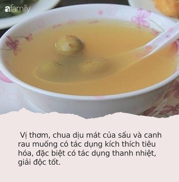 Thêm thứ này vào nước rau muống luộc sẽ tốt gấp bội so với vắt chanh, trị dứt điểm được nhiều bệnh vặt - Ảnh 2.