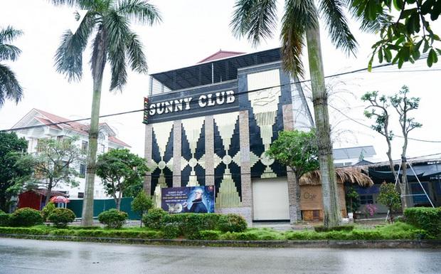 Xác minh dấu hiệu mại dâm, sử dụng ma túy, vi phạm phòng chống dịch gây hậu quả nghiêm trọng ở bar Sunny - Ảnh 1.