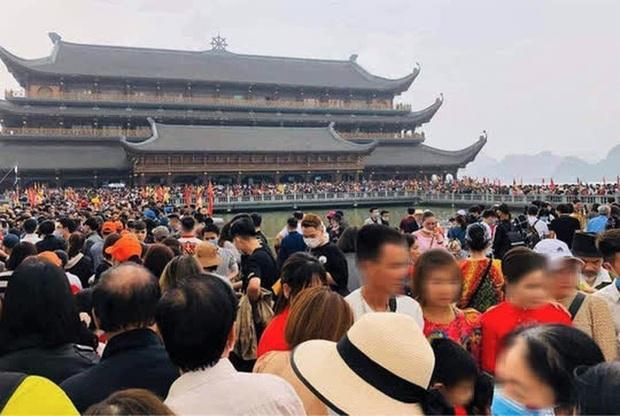 Có tới 2.620 F1 và F2 liên quan nữ nhân viên chùa Tam Chúc mắc Covid-19 - Ảnh 2.