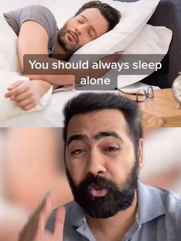 Bác sĩ giải thích các cặp đôi nên ly thân khi đi ngủ dù tình cảm vẫn mặn nồng... để giúp nạp lại năng lượng tốt hơn - Ảnh 2.