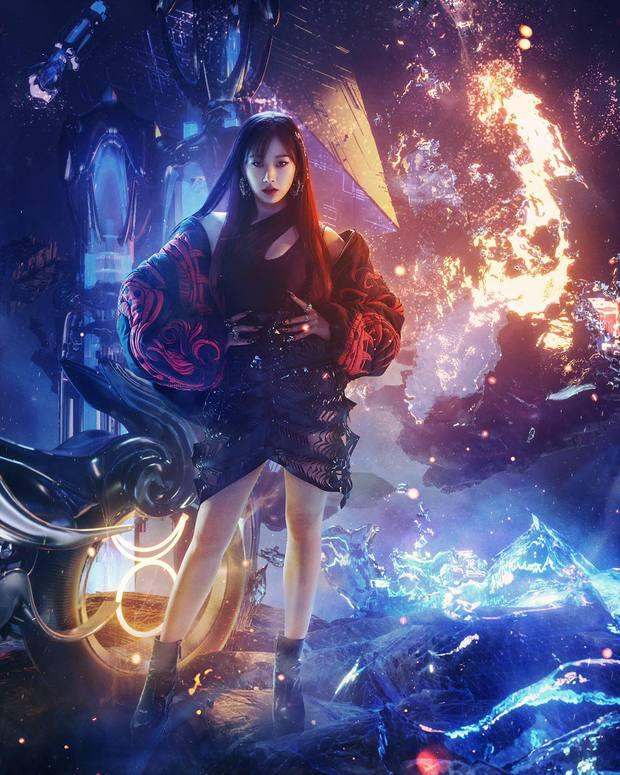 Đến lượt gái Nhật Giselle (aespa) xuất trận, đã đẹp thần thái còn đỉnh cứ như phim siêu anh hùng! - Ảnh 2.