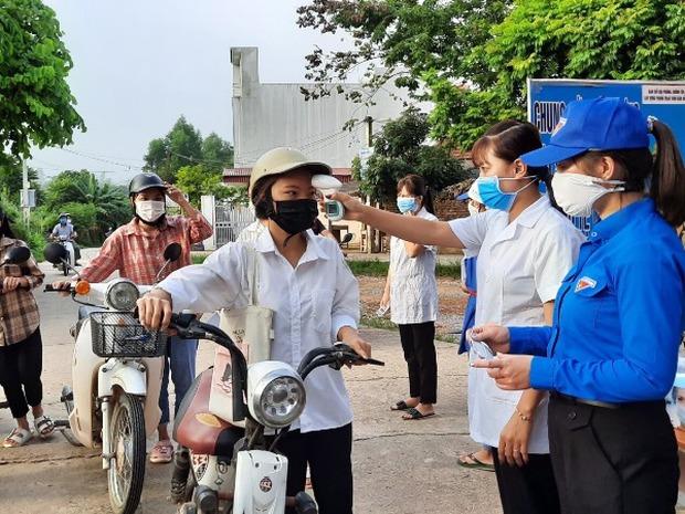 Bắc Giang ghi nhận 6 ca mắc COVID-19, có 3 người là công nhân trong khu công nghiệp - Ảnh 1.
