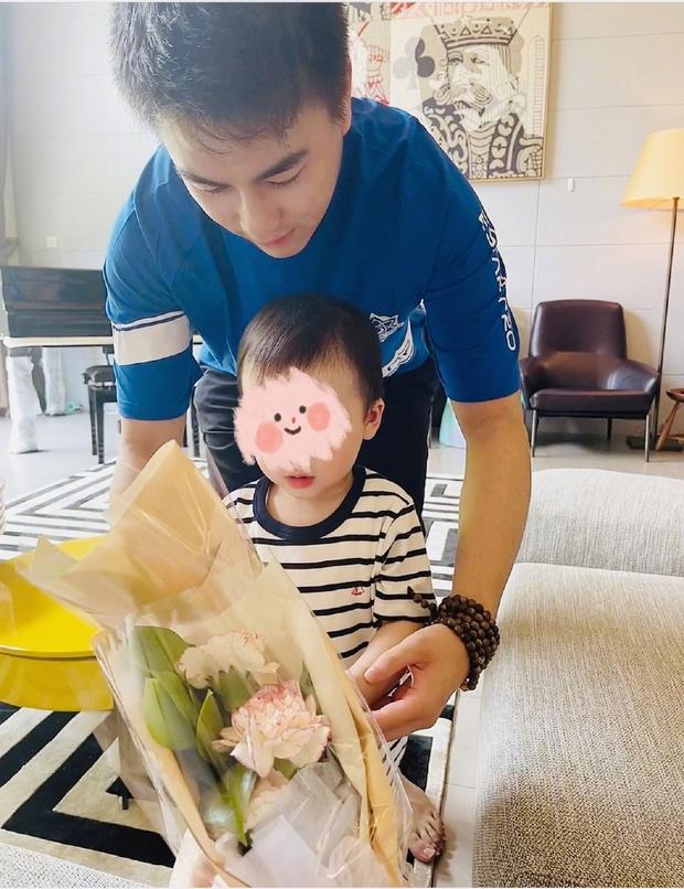 Gia tộc sòng bạc Macau đón tin vui: Ming Xi chính thức tuyên bố mang bầu lần 2 khi tiểu quý tử đầu lòng mới 1 tuổi rưỡi - Ảnh 2.
