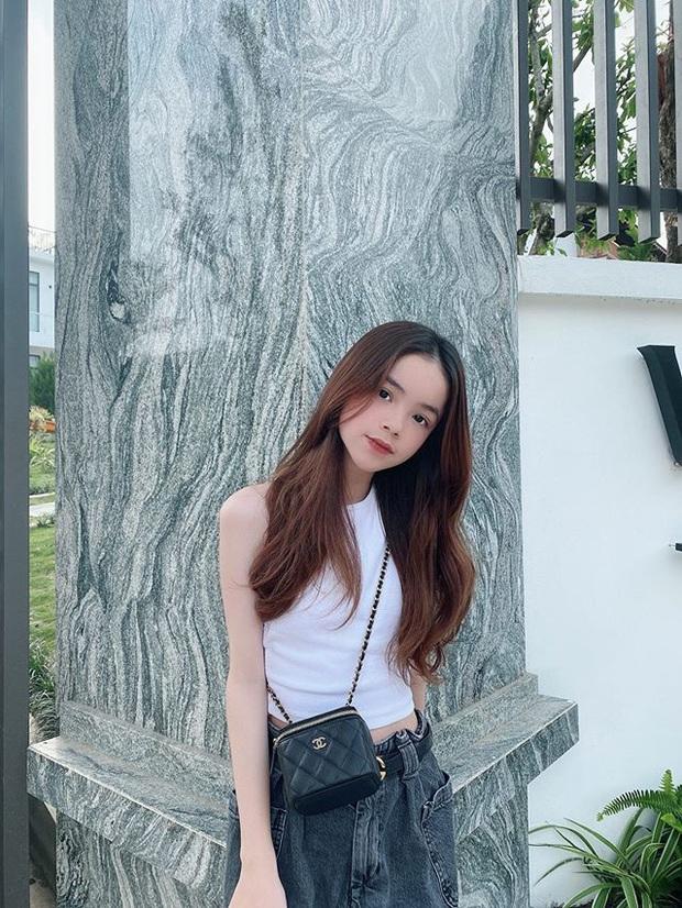 """Linh Meo - rich kid 2k6 nổi danh từ thời tiểu học, không hề kém cạnh """"đàn chị"""" Chao về độ sang chảnh - Ảnh 2."""
