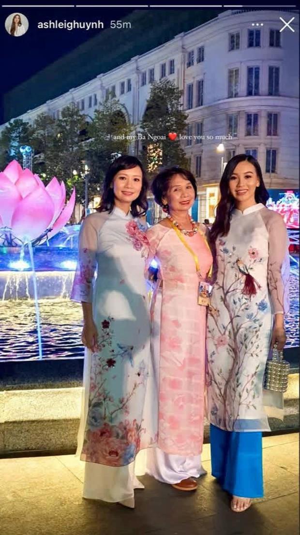 Dàn hot girl, rich kid Việt đồng loạt chia sẻ khoảnh khắc với các chị mẹ, mẹ của ai cũng là siêu nhân! - Ảnh 18.