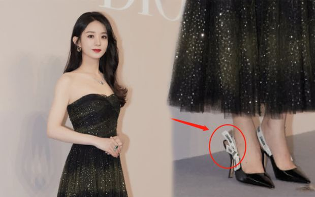 Triệu Lệ Dĩnh xuất hiện hiếm hoi hậu ly hôn, spotlight đổ dồn về chiếc quần jean rúm ró bị buộc chặt eo - Ảnh 9.
