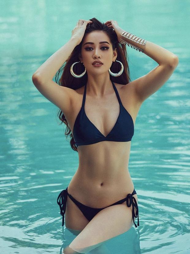 Soi độ khủng của Instagram các hoa hậu tham gia Miss Universe, netizen bất ngờ về thứ hạng của Khánh Vân - Ảnh 4.