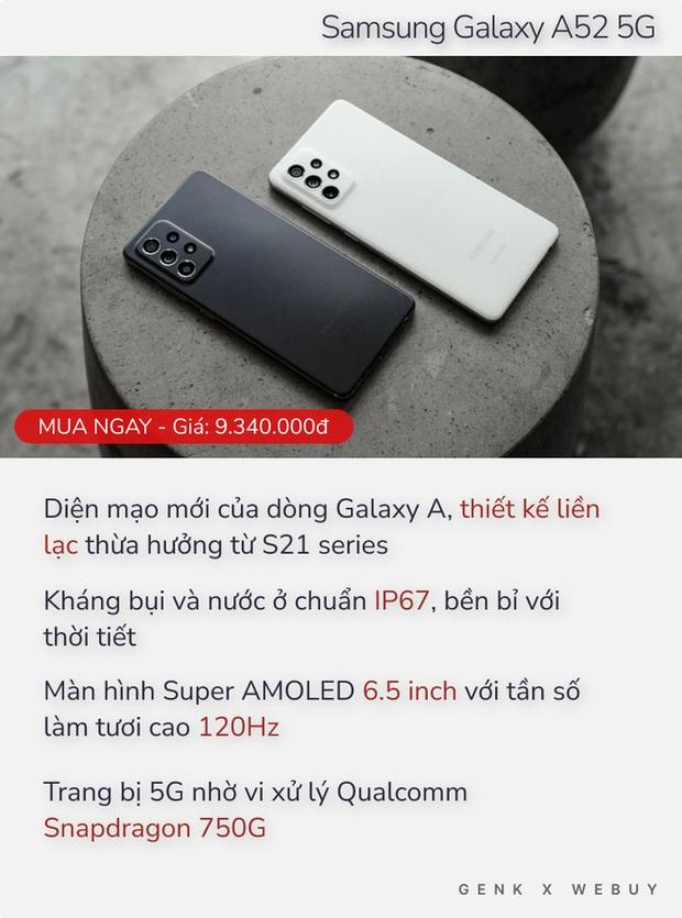Ai rồi cũng dùng 5G thôi, chọn ngay 1 mẫu smartphone từ 6 triệu sở hữu công nghệ này để không thành người tối cổ - Ảnh 3.