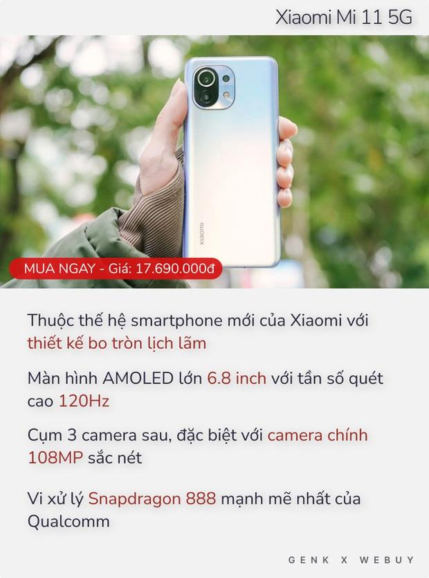 Ai rồi cũng dùng 5G thôi, chọn ngay 1 mẫu smartphone từ 6 triệu sở hữu công nghệ này để không thành người tối cổ - Ảnh 4.
