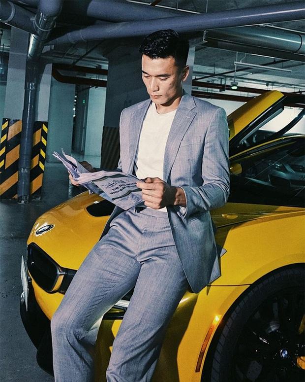 Dàn cầu thủ, nghệ sĩ 9X Việt sở hữu siêu xe tiền tỷ khi tuổi còn rất trẻ: Người sở hữu cả bộ sưu tập xế tới 21 tỷ, người chi cả chục tỷ đồng cho một chiếc xe ưng ý - Ảnh 7.