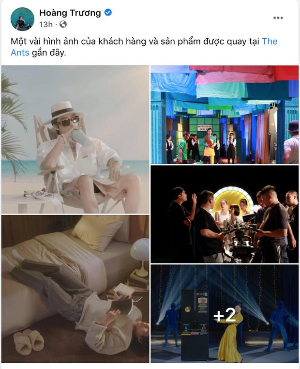 Phát hiện Sơn Tùng M-TP và Thiều Bảo Trâm sử dụng chung 1 studio để ghi hình MV mới: Vừa ngẫu nhiên lại cũng rất duyên phận! - Ảnh 1.