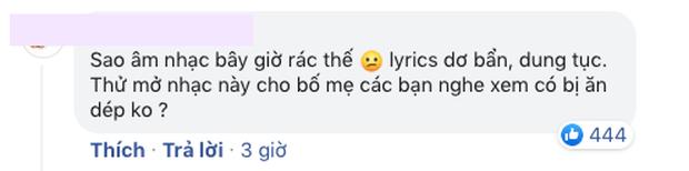 Netizen tranh cãi về tên bài hát mới của BigDaddy khi dùng ngôn từ nhạy cảm về phụ nữ - Ảnh 5.