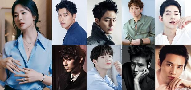 6 ngọc nữ phim Hàn sở hữu hội bạn trai màn ảnh xịn phát hờn: Nể nhất là tình sử của Song Hye Kyo đấy - Ảnh 7.