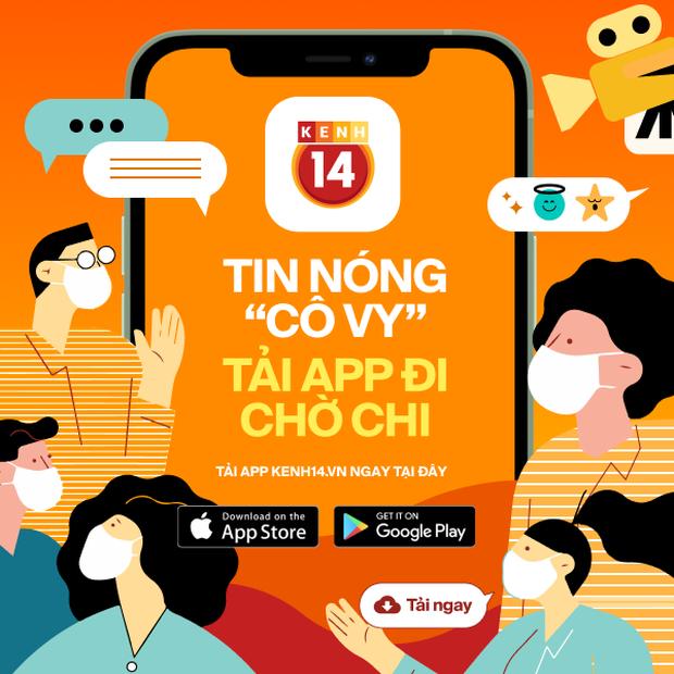Tin nóng Cô Vy, đọc nhanh từng phút - 1 bước dễ dàng, tải ngay app Kenh14 chờ chi! - Ảnh 2.