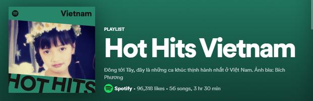 Lên ngay Spotify tìm playlist của dàn nghệ sĩ Vpop: Hoàng Thùy Linh, Bích Phương, Binz, AMEE,... đều bị đổi thành ai lạ hoắc thế này? - Ảnh 8.