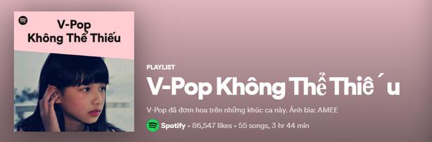 Lên ngay Spotify tìm playlist của dàn nghệ sĩ Vpop: Hoàng Thùy Linh, Bích Phương, Binz, AMEE,... đều bị đổi thành ai lạ hoắc thế này? - Ảnh 14.