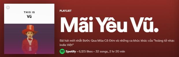 Lên ngay Spotify tìm playlist của dàn nghệ sĩ Vpop: Hoàng Thùy Linh, Bích Phương, Binz, AMEE,... đều bị đổi thành ai lạ hoắc thế này? - Ảnh 24.