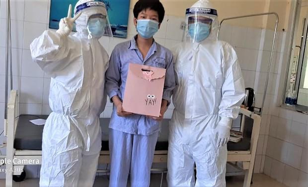 Ngày Quốc tế Thiếu nhi đặc biệt của các cháu bé mắc Covid-19 ở Đà Nẵng - Ảnh 6.