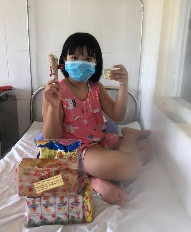 Ngày Quốc tế Thiếu nhi đặc biệt của các cháu bé mắc Covid-19 ở Đà Nẵng - Ảnh 14.