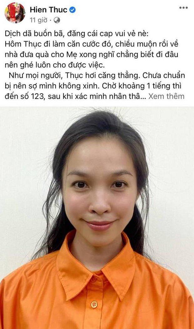 Hiền Thục tự tin khoe ảnh thẻ đẹp không tỳ vết ở tuổi 40, nhan sắc ngày càng lão hoá ngược khiến netizen ngỡ ngàng - Ảnh 2.