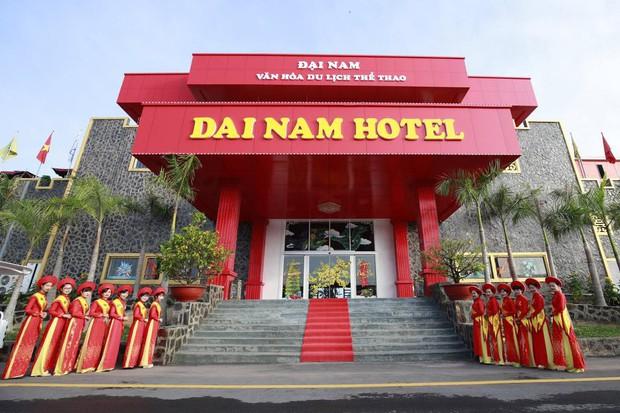 Khu du lịch nghìn tỷ Đại Nam có một khách sạn cực ít người biết, từng gánh vác 1 nhiệm vụ vô cùng quan trọng - Ảnh 1.