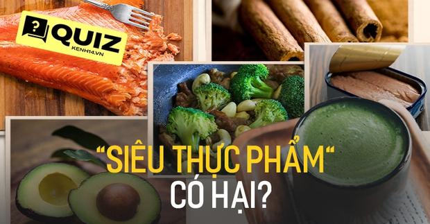 Quiz: 6 loại thực phẩm cực tốt cho sức khỏe nhưng bạn có đoán được nếu ăn nhiều thì chuyện gì sẽ xảy ra không? - Ảnh 1.