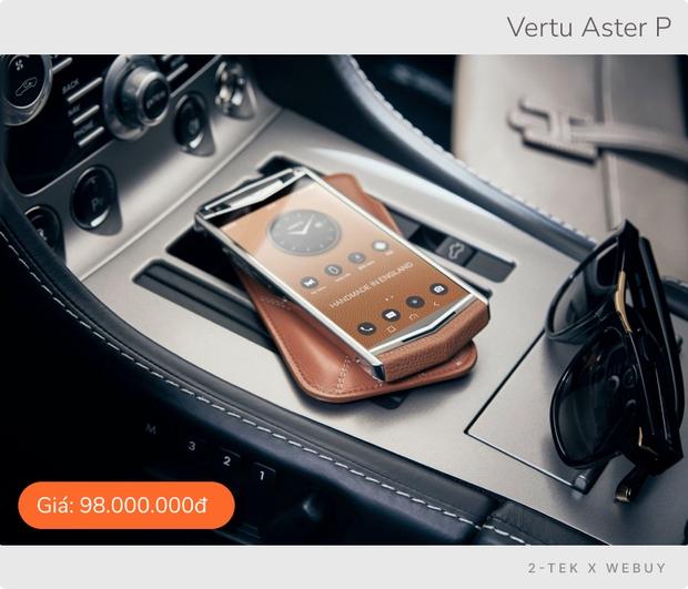 Cầm 1 trong 5 điện thoại này trên tay, chưa cần khoe nhưng ai cũng biết mình nhiều tiền - Ảnh 4.