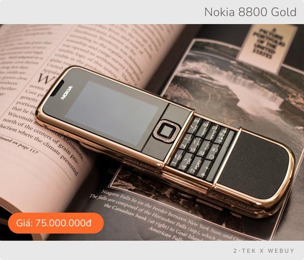 Cầm 1 trong 5 điện thoại này trên tay, chưa cần khoe nhưng ai cũng biết mình nhiều tiền - Ảnh 3.