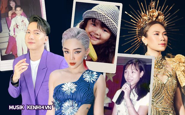 Sao Vpop tham gia văn nghệ từ bé: Mỹ Tâm giật giải khắp nơi, S.T Sơn Thạch từng chung sân khấu với Xuân Mai - Ảnh 1.