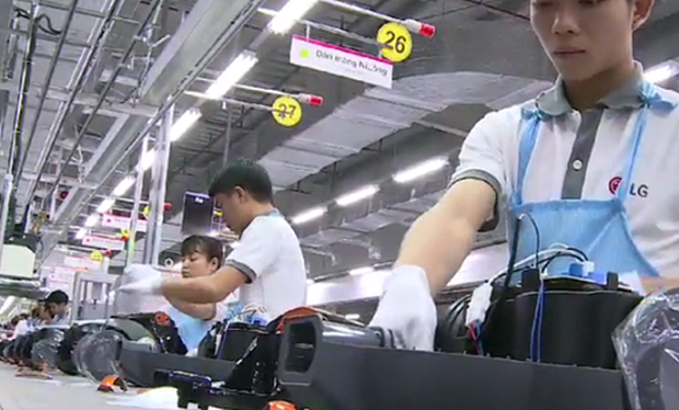 Nhà máy LG Hải Phòng chính thức ngừng sản xuất smartphone - Ảnh 1.