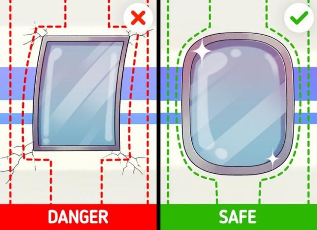 Giải đáp 6 thắc mắc thường thấy khi đi máy bay nghe thì đơn giản mà cực khó trả lời, mọi thiết kế hóa ra đều có lý do riêng của nó - Ảnh 1.