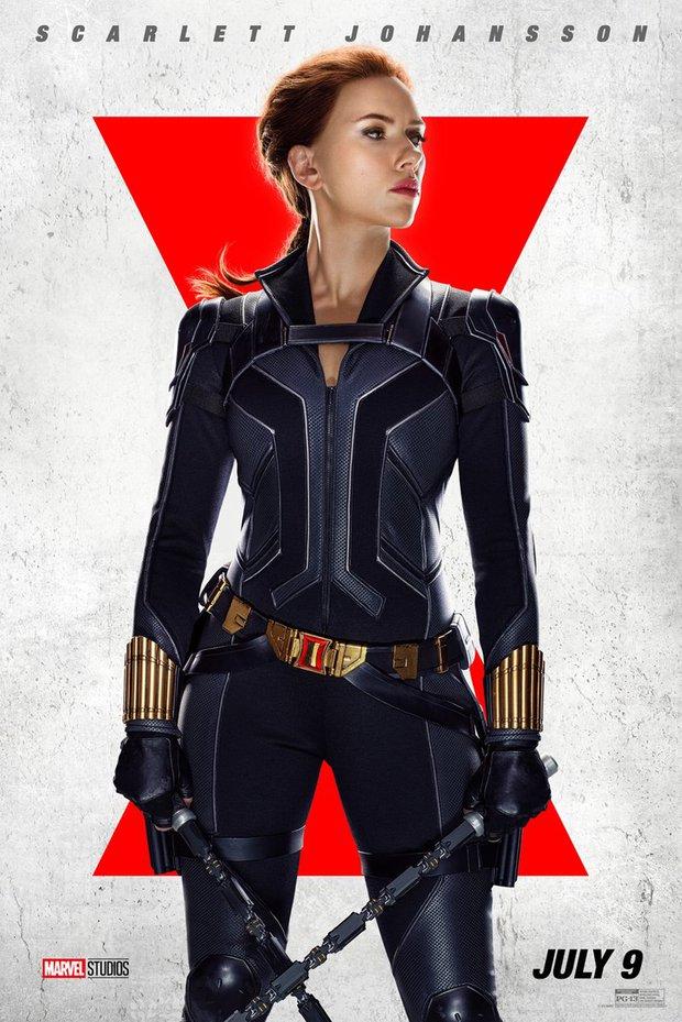 Tương lai phim Black Widow đi về đâu khi nhân vật này chết thảm trong Endgame? - Ảnh 1.