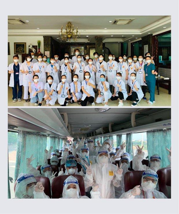 Nhật ký chống dịch của thầy trò trường Y ở tâm dịch Bắc Giang: Mệt chỉ là cảm giác, cho tụi em nghỉ 10 phút rồi mình chiến tiếp! - Ảnh 2.