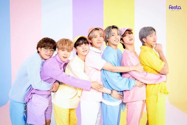 Quá đỉnh: Butter là ca khúc thứ 4 của BTS đạt No.1 Billboard Hot 100, giúp nhóm san bằng kỷ lục thế giới 50 năm qua! - Ảnh 2.