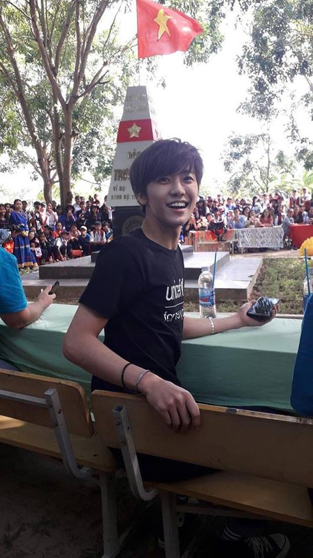 Minh Kon Tum gây bão MXH Việt: Debut gặp trắc trở về sức khoẻ và màn lột xác visual thành nam idol triển vọng của SM - Ảnh 17.