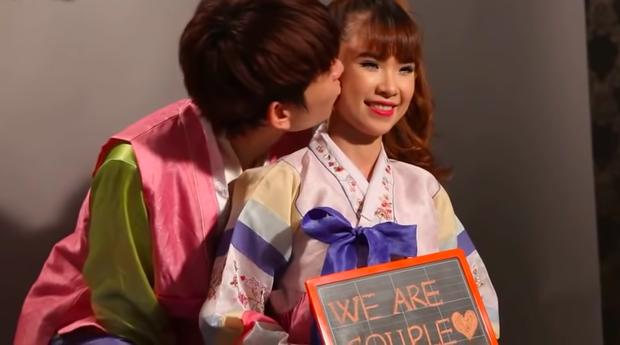 Khởi My khoe khoảnh khắc từng cùng Kelvin Khánh lên show hẹn hò: Chơi gameshow dính thiệt luôn - Ảnh 5.