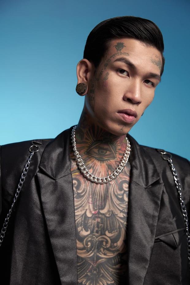 Hot boy Người Ấy Là Ai bị loại khỏi The Face vì kém tiếng Việt và nhiều hình xăm, liệu có thuyết phục? - Ảnh 9.