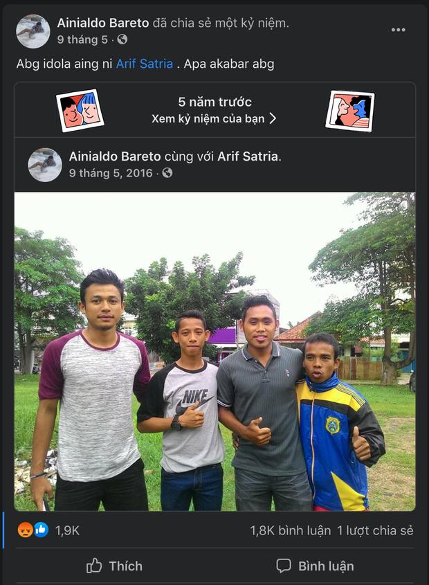 Cộng đồng mạng Việt tiếp tục tràn vào Facebook trọng tài và cầu thủ Indonesia, kẻ làm loạn, người phải đi dọn dẹp - Ảnh 5.