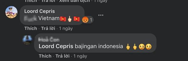 Cộng đồng mạng Việt tiếp tục tràn vào Facebook trọng tài và cầu thủ Indonesia, kẻ làm loạn, người phải đi dọn dẹp - Ảnh 7.