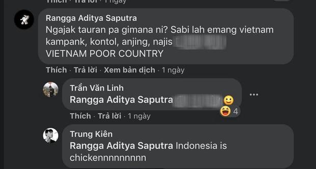 Cộng đồng mạng Việt tiếp tục tràn vào Facebook trọng tài và cầu thủ Indonesia, kẻ làm loạn, người phải đi dọn dẹp - Ảnh 6.