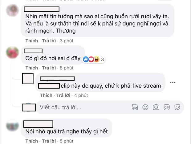 Netizen soi loạt điểm bất thường trong clip Hồ Văn Cường xin lỗi: Con trai mắt đảo liên tục, cứng đờ gượng gạo, bố mẹ thái độ lạ - Ảnh 8.