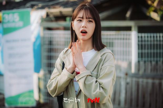 Netizen ngất lịm trước dàn trai đẹp xoay quanh Hyeri ở Bạn Cùng Phòng Là Gumiho - Ảnh 1.