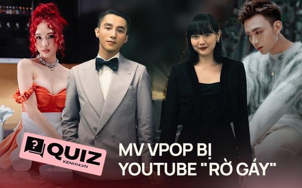 Nghệ sĩ Vpop lao đao vì bị YouTube sờ gáy: Sơn Tùng vĩnh viễn mất 2 MV, có nữ ca sĩ bị gỡ 3 sản phẩm chục triệu view - Ảnh 1.