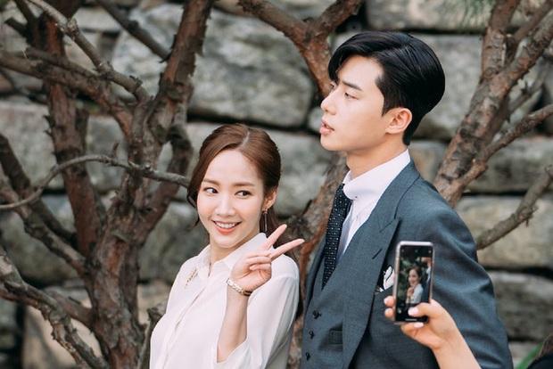 Phát hiện chi tiết chứng minh Park Seo Joon - Park Min Young hẹn hò, tất cả theo đúng lộ trình như Hyun Bin - Son Ye Jin? - Ảnh 5.