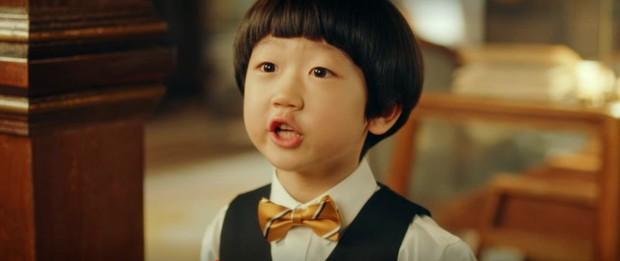 4 nhóc tì siêu cưng ở phim Hàn: Tiểu Lee Min Ho diễn cực đỉnh, 3 bé còn lại ai cũng muốn bắt về nuôi - Ảnh 8.