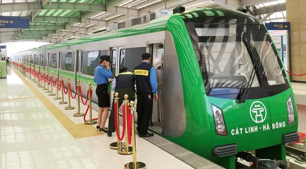 Khai thác thương mại đường sắt Cát Linh - Hà Đông vào quý III/2021 - Ảnh 1.